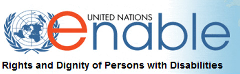 United Nations Disability website link