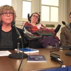 COVID-19 and disability institutions: Time to act is now